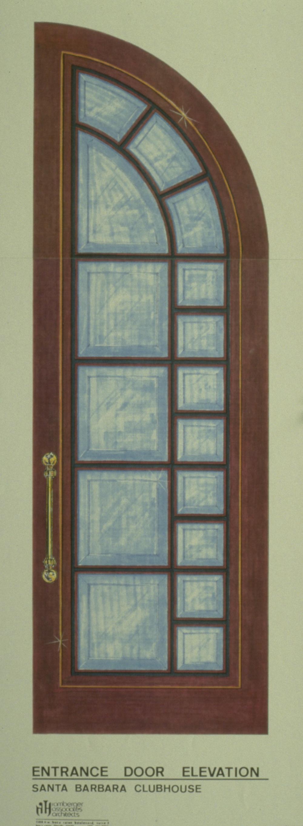 Front Door Design Study