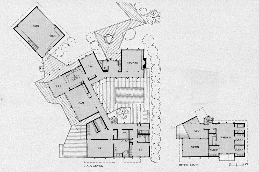 Floor Plan Sketch