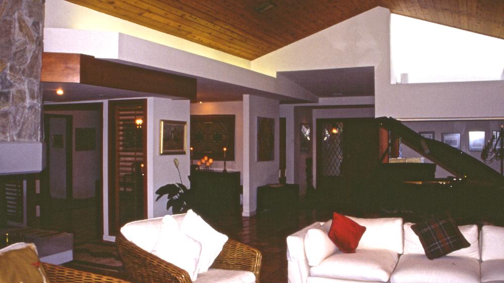 Sullivan Residence Remodel Living Room