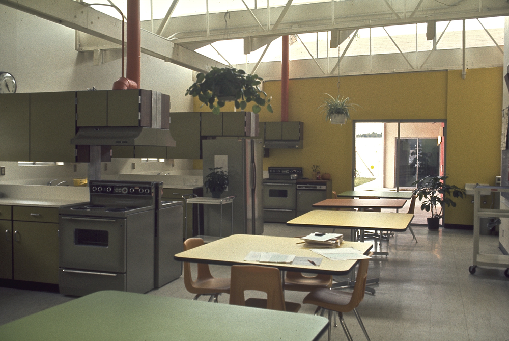 Vocation House, Cooking Classroom